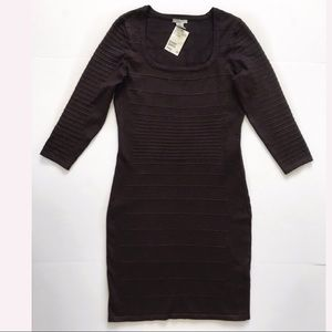 NWT H&M Knitted Sweater dress size M